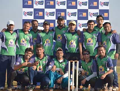 PARK CIRCLE CRICKET LEAGUE 2016