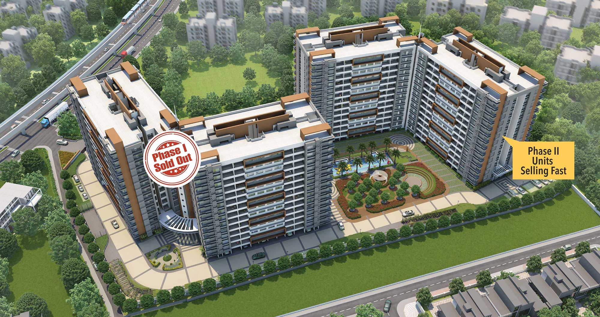 Pride Enchanta - II Apartments in West Bangalore