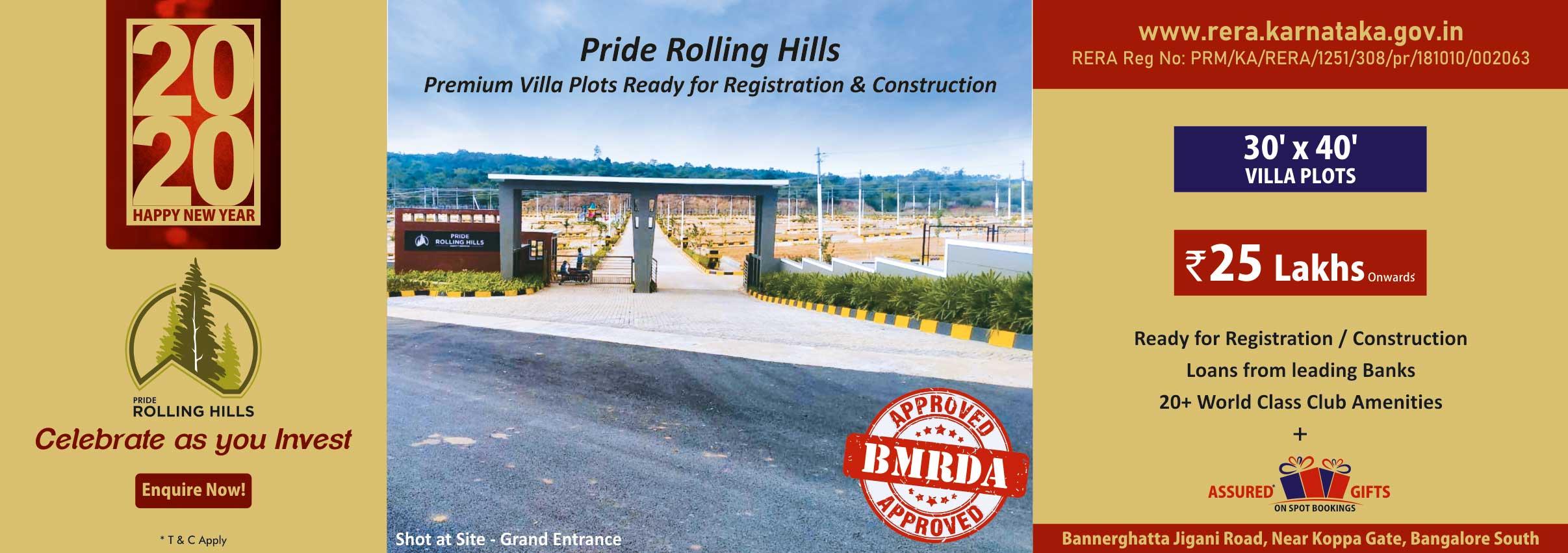 Rolling Hills Phase - II