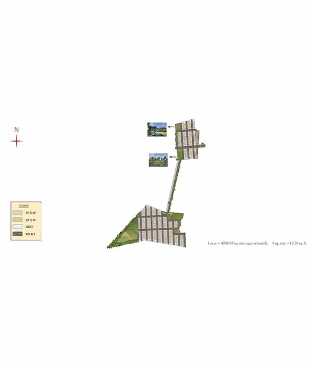 Green Meadows - Master Plan