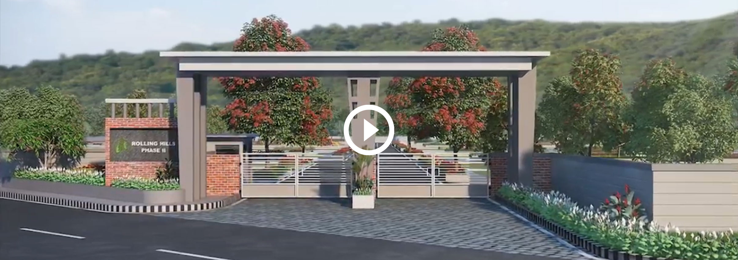 Rolling Hills Phase - II Video