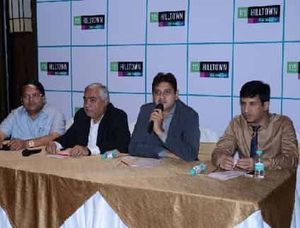 LAUNCH OF '115 HILLTOWN' AT BHUGAON, PUNE