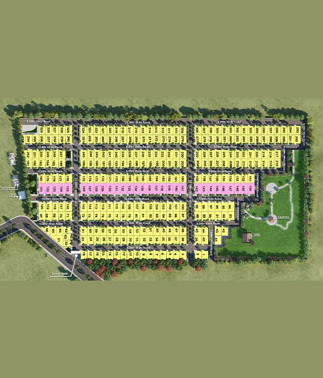 Rolling Hills Phase - II - Master Plan